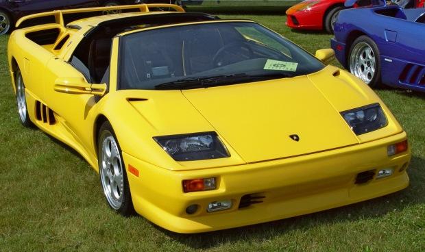 Lamborghini Diablo VT 19999