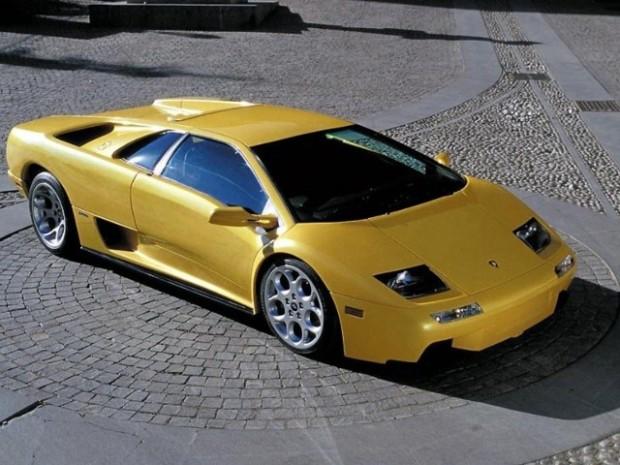 Lamborghini Diablo 2000