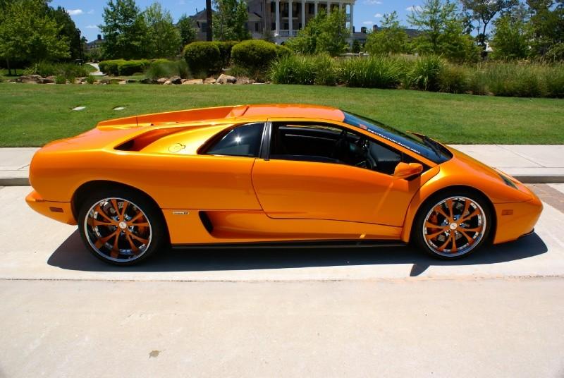 Lamborghini Diablo Intellectual Mindframe